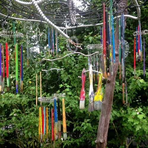 Andre Voumard - Sculpture path one artist