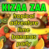 Tropical Adventure Time Bananas Party Mix