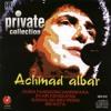 Achmad Albar - Zakia (Original Version)