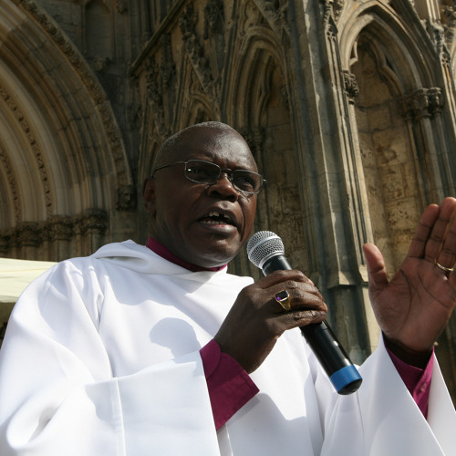 Archbishop of York talks about his vigil for peace