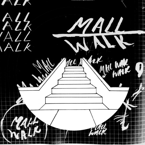 MALL WALK - S/T Cassette EP