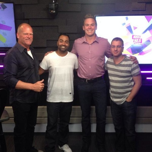 KISS 92.5 INTERVIEW: HGTV's Mike Homles on KiSS 92.5