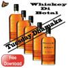 Whiskey Di Botal Wargi - Atharv Feat. Ish Kaur - Tatva K