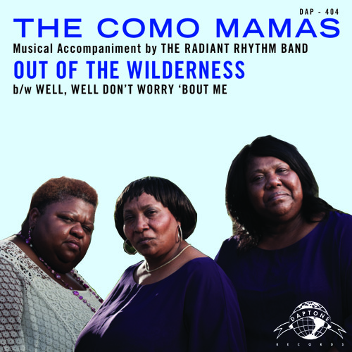 "The Como Mamas ""Out of the Wilderness"""
