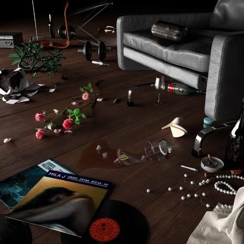 Mila J - Smoke,Drink, Breakup (L-Vis 1990 Remixes)