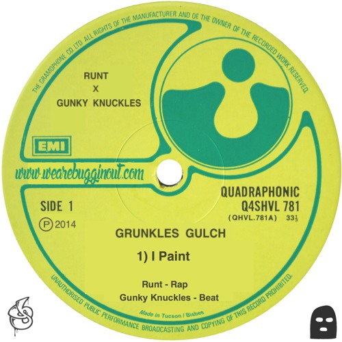 I Paint - (Runt X Gunky Knuckles) leak **