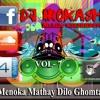 Menoka Mathay Dilo Ghomta ( Indian Danch mixx_DJ Prokash )