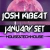 Download Josh Kibeat -January set 2014- Mp3