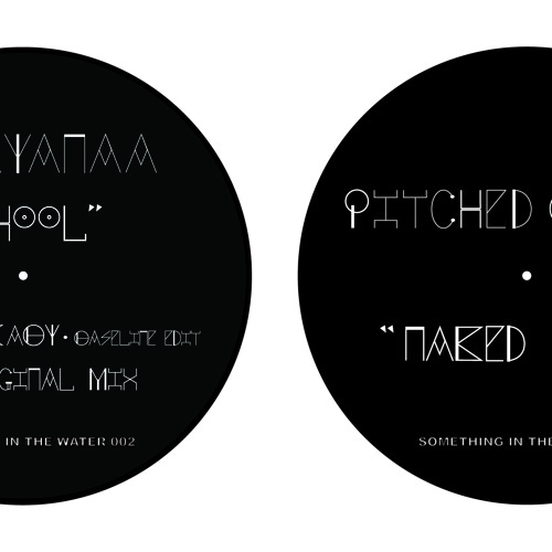 UNNAYANAA/PITCHED BLACK ( SITW002  PROMO )