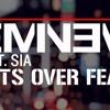 Eminem - Guts Over Fear Ft Sia Karaoke Instrumental
