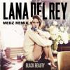 Lana Del Rey - Black Beauty (MEDZ Remix)