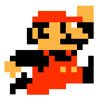 NES 8 - Bit Platformer Level