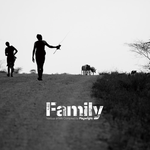 """""""Family""""Various Artists Compiled by Playwright"""