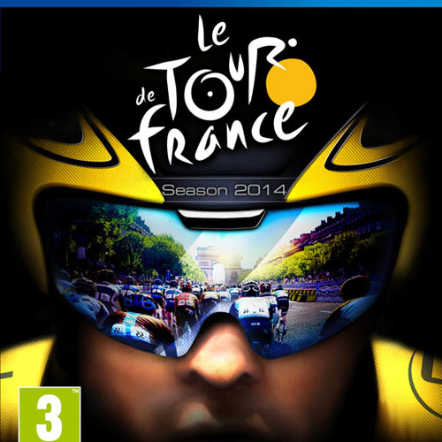 Tour de France 2014 - Menu Theme