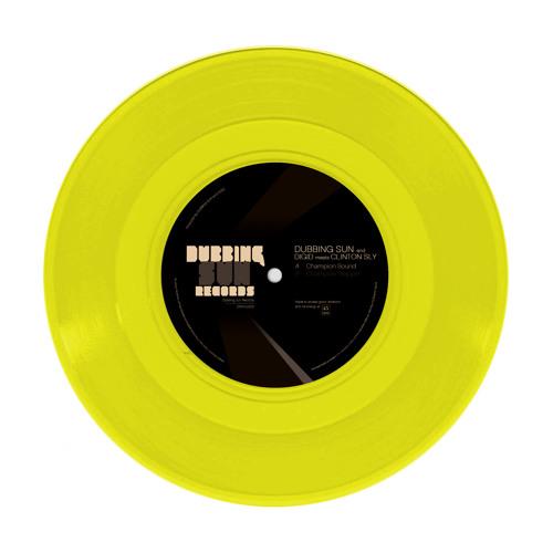 DSR7002 Vinyl preview - Dubbing Sun & Digid meets Clinton Sly