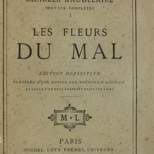 Poème Baudelaire