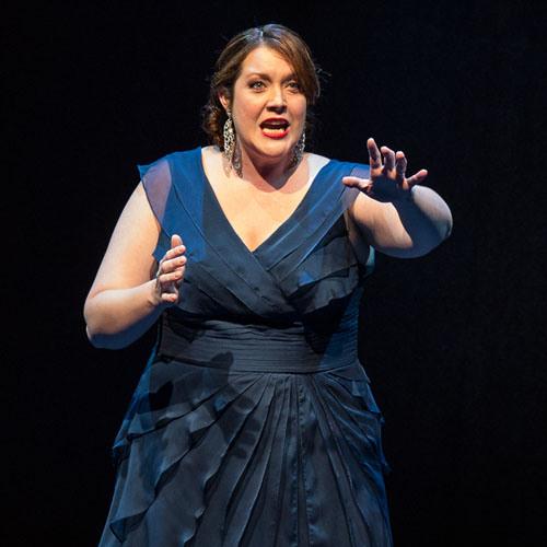 2014 IWC: Marcy Stonikas sings Senta's Ballad