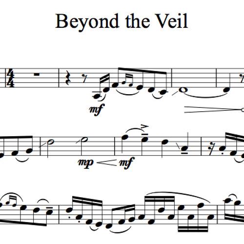 Beyond The Veil Karaoke Sample By Lindsey Stirling Sheet Music