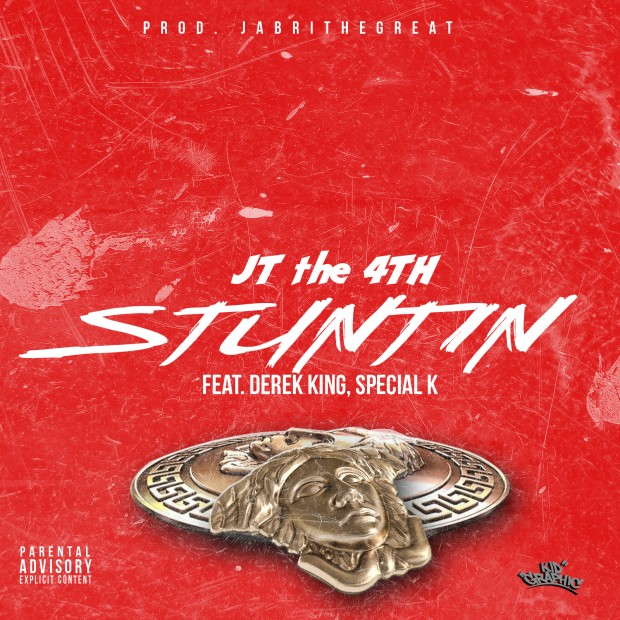 J The 4th ft. Derek King & Special K- Stuntin [Thizzler.com]