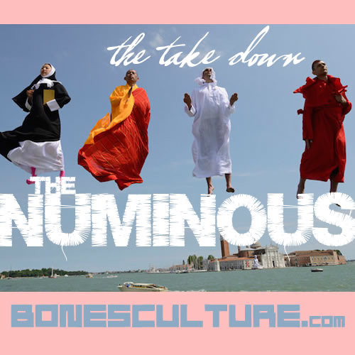 the NUMINOUS 'the take down'