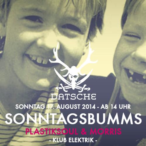 17.08.2014 - Plastiksoul & Morris - Sonntagsbumms - Datsche