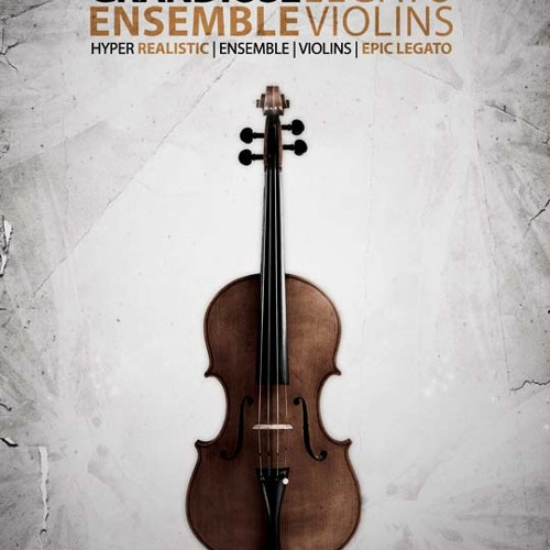 8Dio Agitato Grandiose Ensemble Violins Legato: