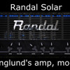 Randal Solar (Ola Englund´s Satan Modeled) - Virtual High Gain Amp - Metal Tone Test (Free Plugin)