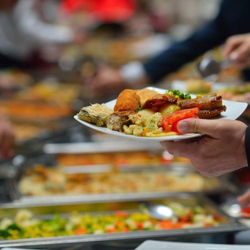 Darf man vom «All you can eat» Restaurant Essen nach Hause nehmen?