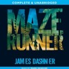 The Maze Runner by James Dashner, narrated by Mark Deakins