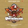 The Qontinent 2014 | Friday | Skull Mountain | Neophyte LIVE