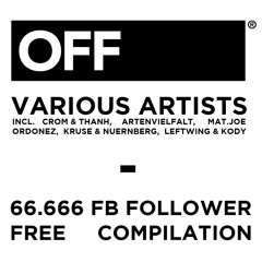66.666 FB Follower EP (Incl. Crom & Thanh, Mat.Joe, Artenvielfalt...)- Free Download EP