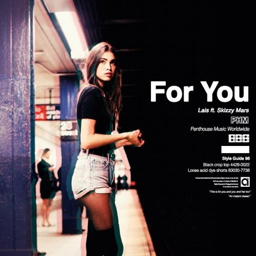 For You (Remix) - (Lais ft. Skizzy Mars)