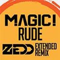 Magic! Rude (Zedd Remix) Artwork