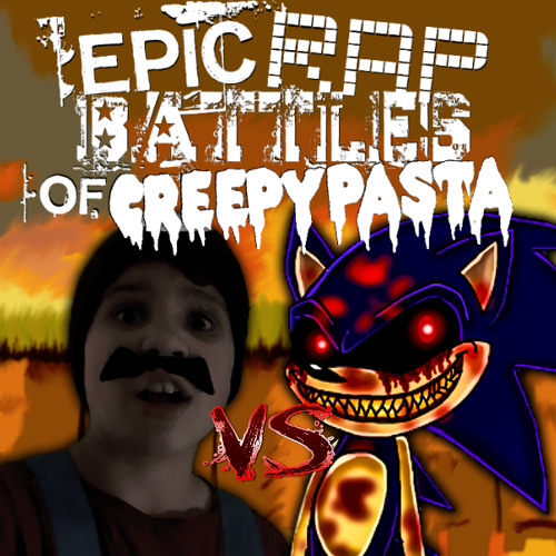 Sonic exe vs MARIO  Epic Rap Battles of Creepypasta by Epic Rap