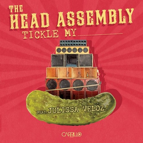 The Head Assembly ft Julissa - Tickle My (Dio Zambrano Official DUB Mix) OUT NOW!