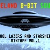 Cool Lazers And Starships Mixtape Vol. 1 by Helgeland 8-bit Squad