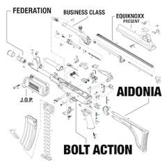 Aidonia - Bolt Action
