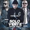 Cosculluela Ft. Wisin y Divino - Solo Verte (Official Remix) 2014