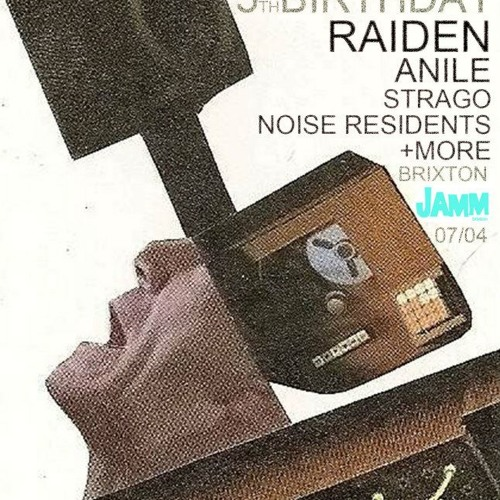 Raiden Live@NOISE 5th Birthday (100% Raiden Tracks) @JammApril2012