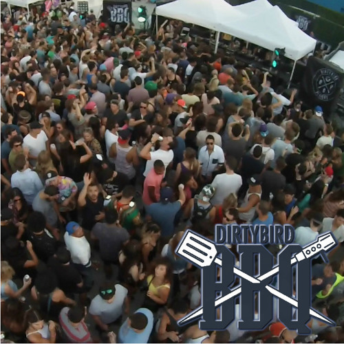 Christian Martin at the dirtybird BBQ, Brookyln - 8.17.14
