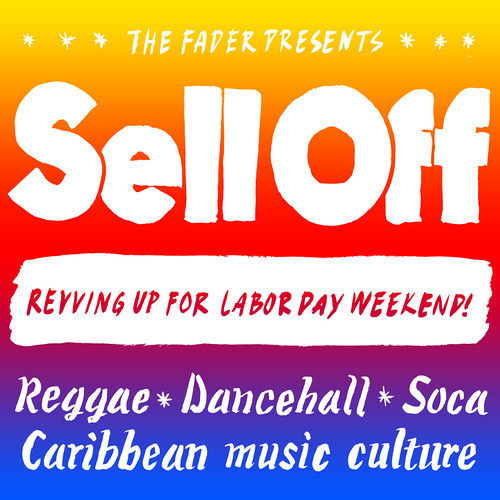 Sell Off: Caribbean Jams for Labor Day Weekend
