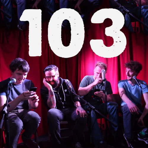 103: Camden Fringe 2014 Live Show #1