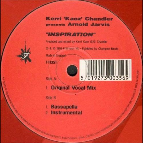 Kerri Kaoz Chandler Presents Arnold Jarvis - Inspiration @1994