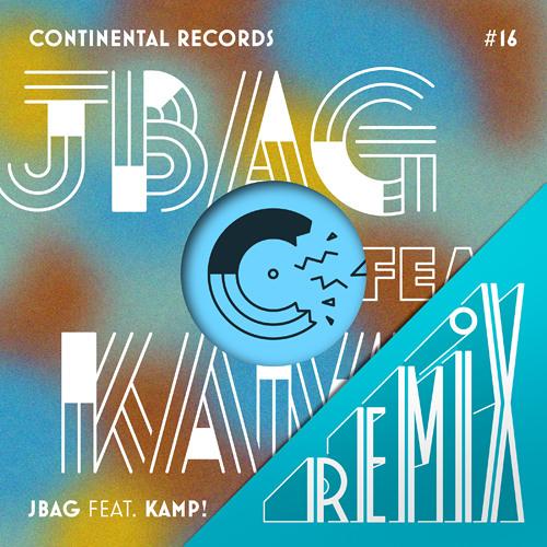JBAG - Through Blue (James Curd remix) [feat. Kamp!]