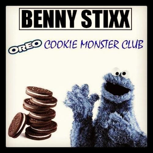BENNY STIXX - OREO COOKIE MONSTER CLUB