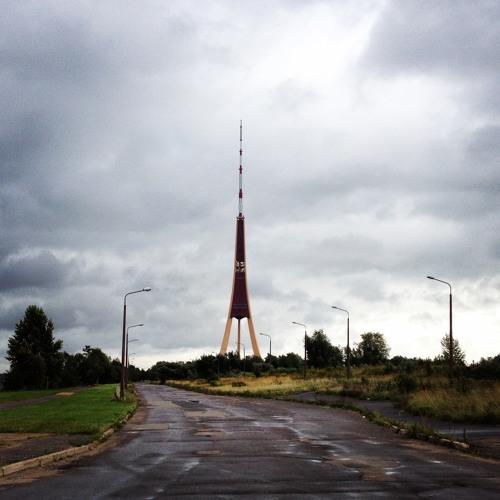 Denoising Salu Tilts, Riga
