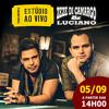 Zezé Di Camargo & Luciano na Rádio Transamérica - 05 de setembro