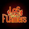 Entablicuadrillado - Los Flamers Portada del disco