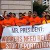 As 145 Arrested in White House Protest, Rep. Luis Gutiérrez Urges Obama to Halt Mass Deportations