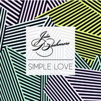 Julio Bashmore Simple Love (Ft. J'Danna) Artwork